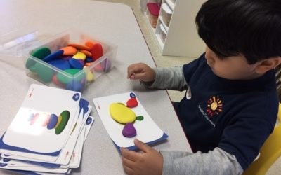 It's Not Just Play!  Learning Centers Bring Concepts to Life