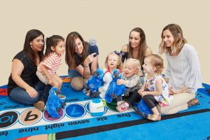 Bilingual Babies:  Spanish Mommy and Me Class